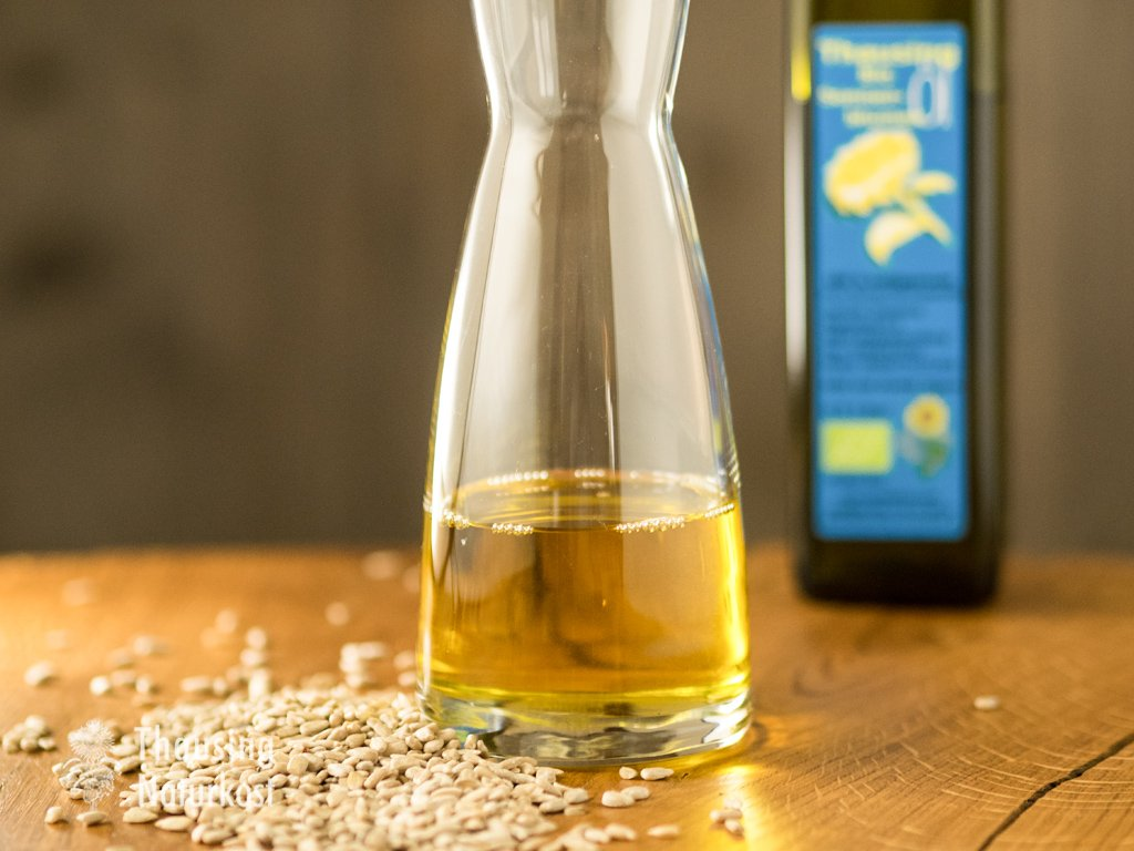 Thausing Bio-Sonnenblumen-Öl