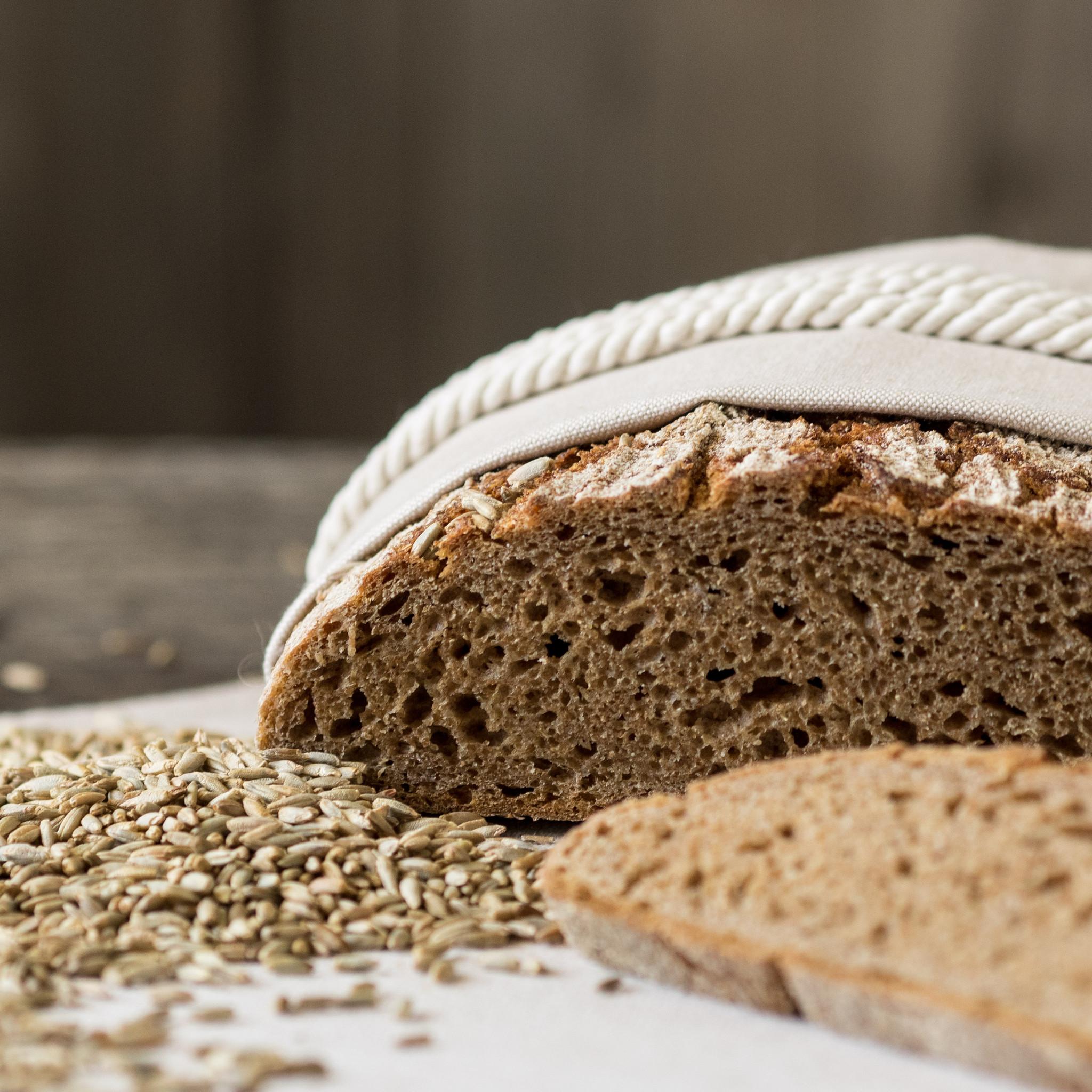 Natursauerteig Brote